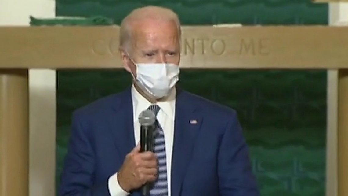 Biden claims Black man invented light bulb during campaign event