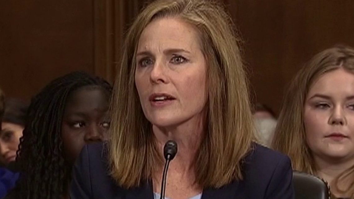 Sohrab Ahmari: Amy Coney Barrett is hands-down best pick to replace Ruth Bader Ginsburg