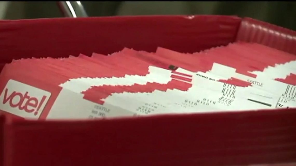 Pennsylvania lawmakers strip down to address mail-in voting issues