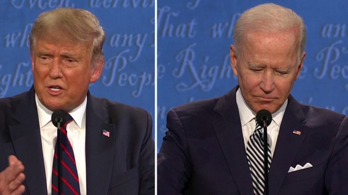 Doug Schoen: First Presidential Debate — Here's who won on style and substance