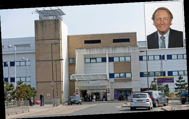 Edinburgh hospital cancels ops to make room for Covid-19 patients