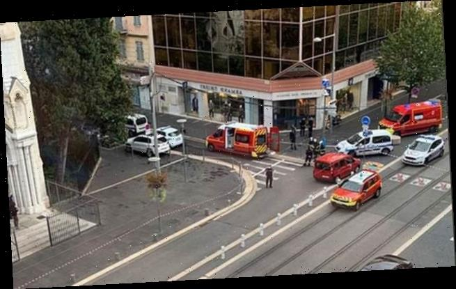 Nice 'terror' attack: Two dead, several wounded, perpetrator arrested