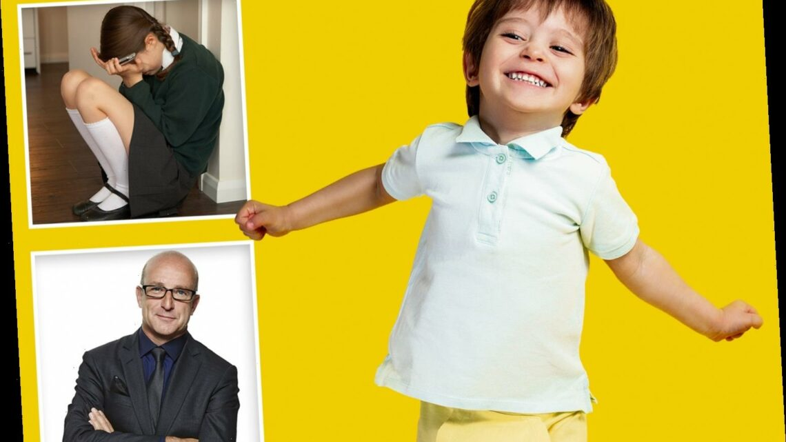Paul McKenna reveals how to give your kids confidence in just 7 days