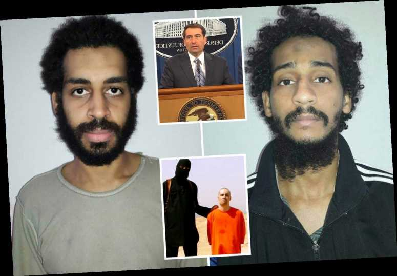 ISIS 'Beatles' charged by FBI for killing of James Foley and others and could rot in hellhole 'supermax' American prison