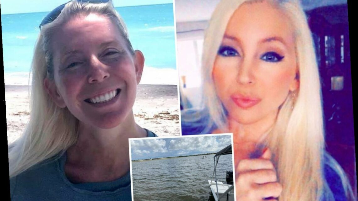 Mom-of-four found dead inside car in pond as cops probe possible homicide