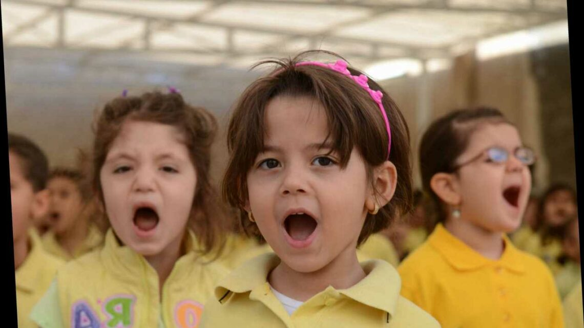 Kids are being banned from singing Happy Birthday in schools over fears it will spread Covid