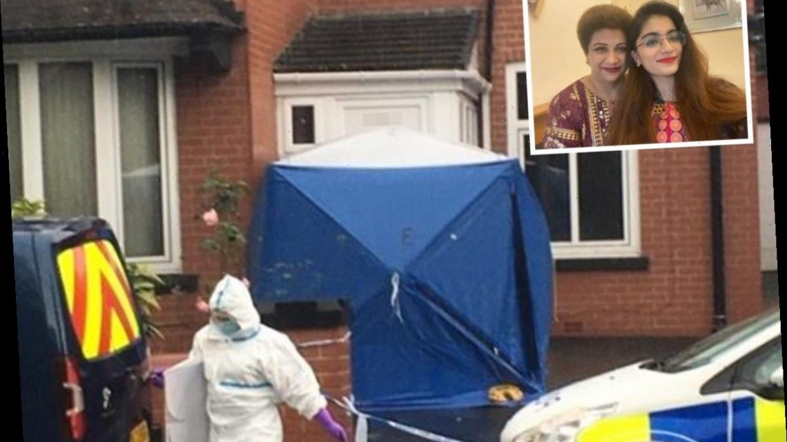 Mum 'strangled and assaulted' before her body and 'burnt' corpse of daughter, 14, found as cops launch murder probe