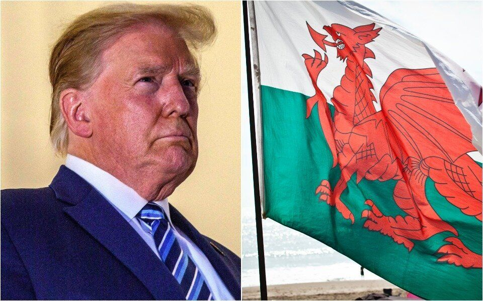 Welsh Politicians Hit Back After Trump Criticizes Wales' COVID-19 Lockdowns