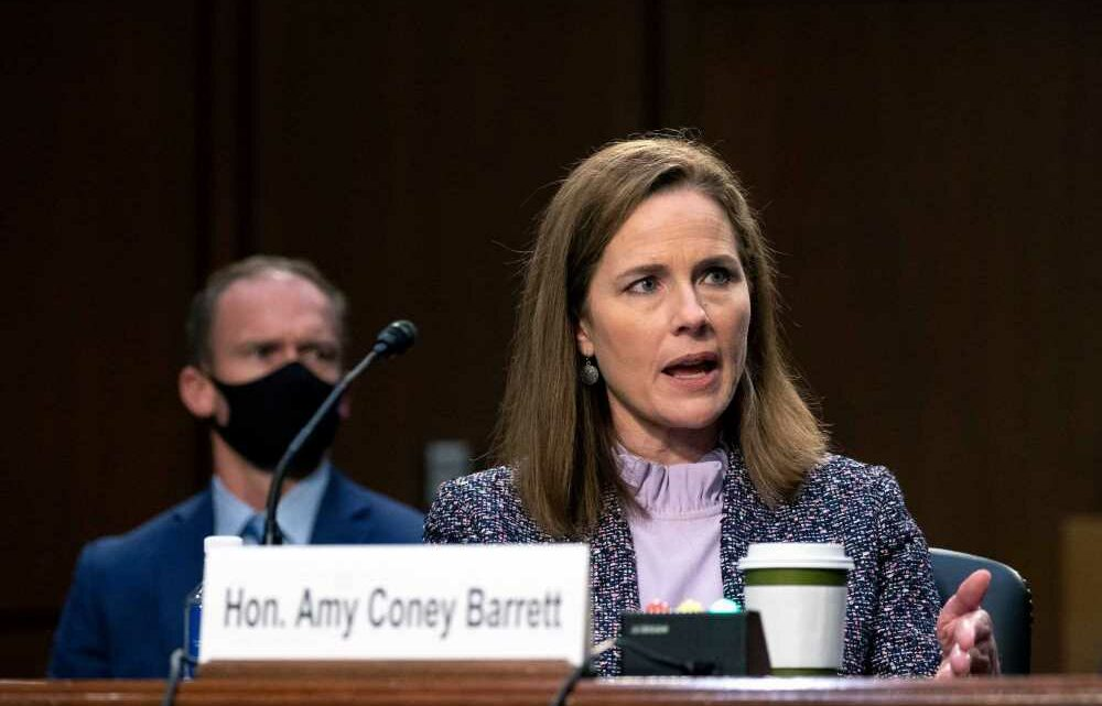 Amy Coney Barrett Refuses To Say If Climate Change Is Real