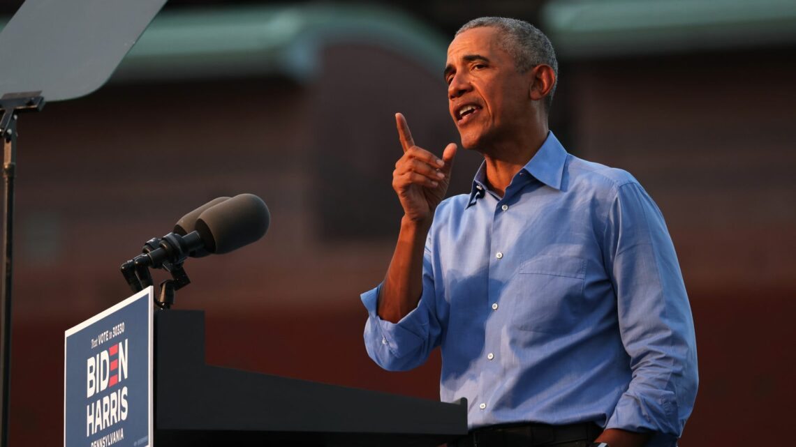 Obama To Floridians: Even 'Florida Man' Wouldn't Behave Like Trump Does