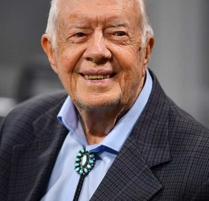 America's Oldest Living Ex-President Is One Year Older as Jimmy Carter Turns 96