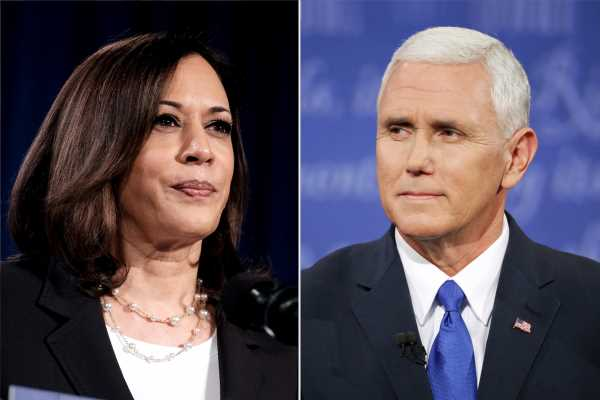 Kamala Harris and Mike Pence Taking on Each Other in Their First — and Only — Debate: How to Watch