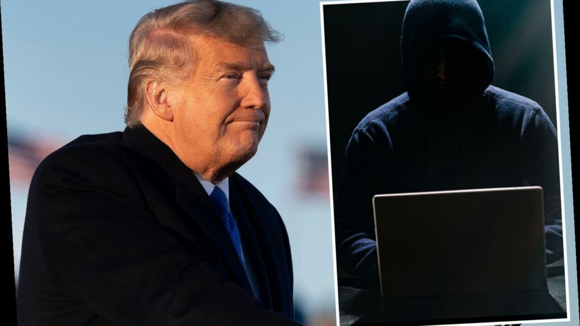 'Hackers stole $2.3M in Trump funds from president's Wisconsin campaign'