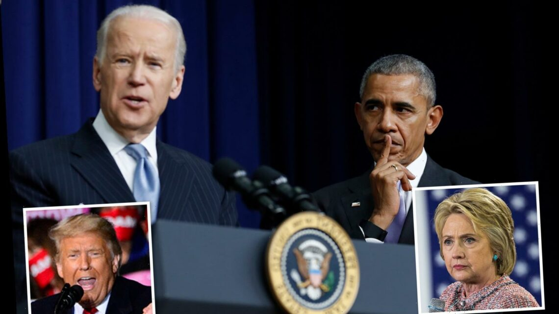 Barack Obama hitting campaign trail for his former VP Joe Biden as Democrats try to avoid repeat of 2016