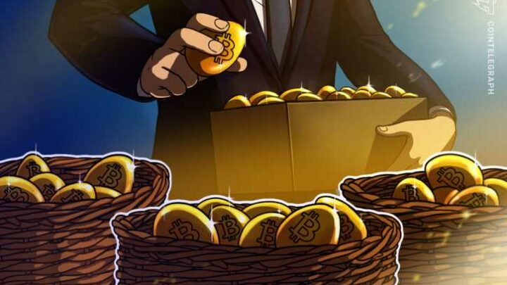 Cointelegraph Consulting: Data shows Bitcoin hodlers becoming more active