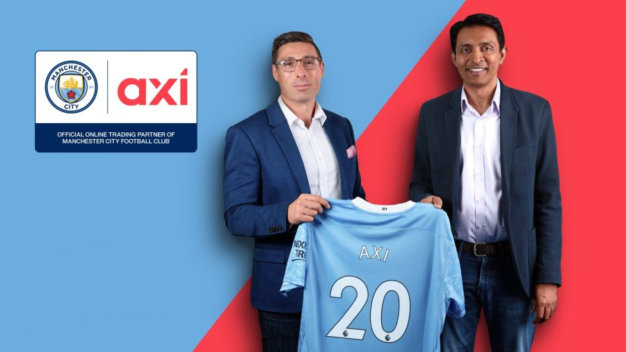 Axi CCO Louis Cooper on Rebranding and Partnering With Manchester City