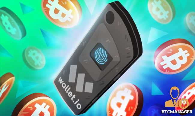 Cryptocurrency Exchange, Gate.io, Launches a $50 Hardwallet With Fingerprint Technology