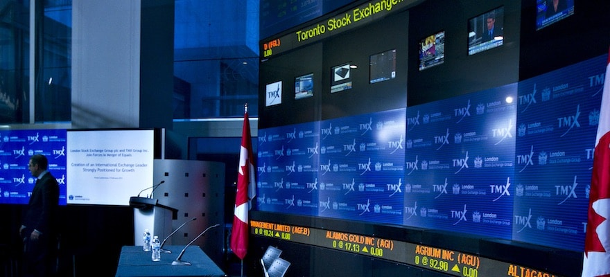 TMX Group Reports Mixed Volumes for September 2020