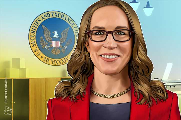 SEC's conservative approach to crypto needs to change- SEC's Peirce