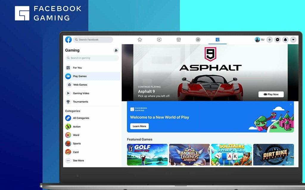 Facebook Introduces Cloud Games on Desktop and Android but Ignores…