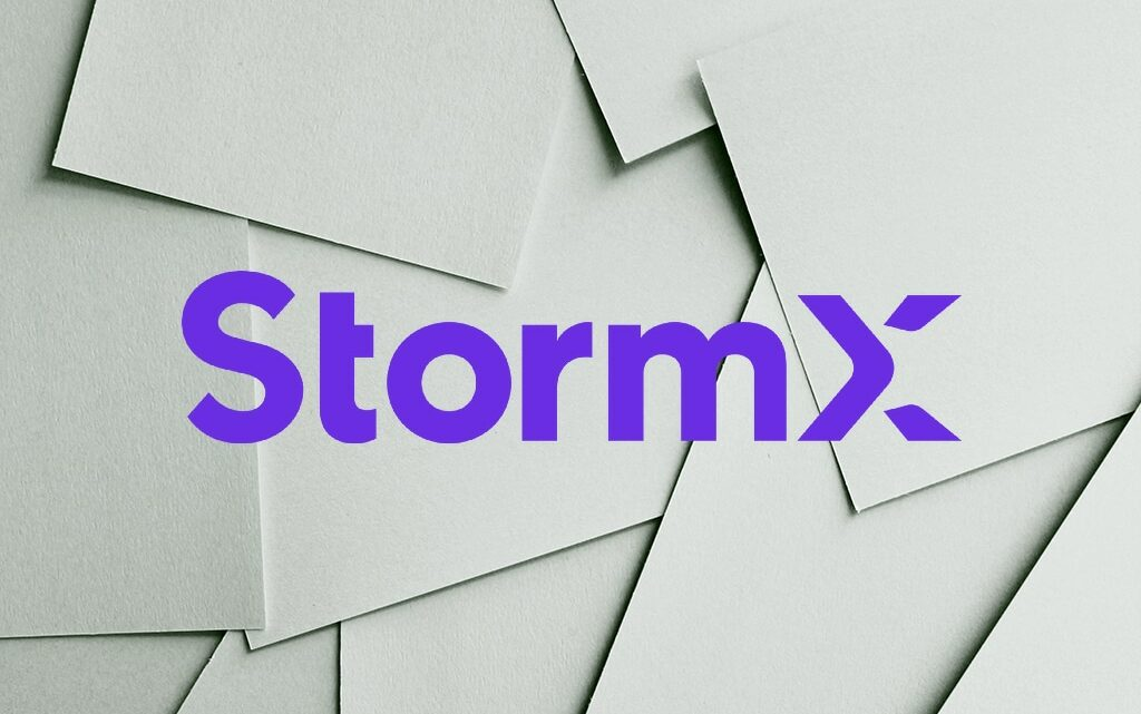 Cryptocurrency Cash Back and Rewards Platform StormX Introduces New Referral…