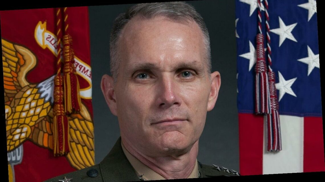 Marine Corps' second-highest ranking general tests positive for coronavirus after Pentagon meeting