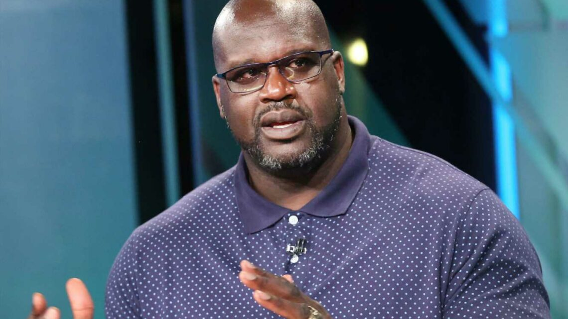 Shaq has voted for the first time at age 48—here's why he won't say for whom