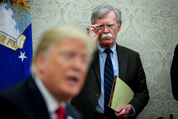 Trump's 'harm' may be 'even more profound' with a second term, John Bolton says
