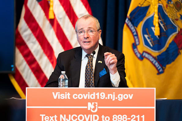 NJ governor hopes to use a 'scalpel' to deal with coronavirus hot spots not another broad shutdown