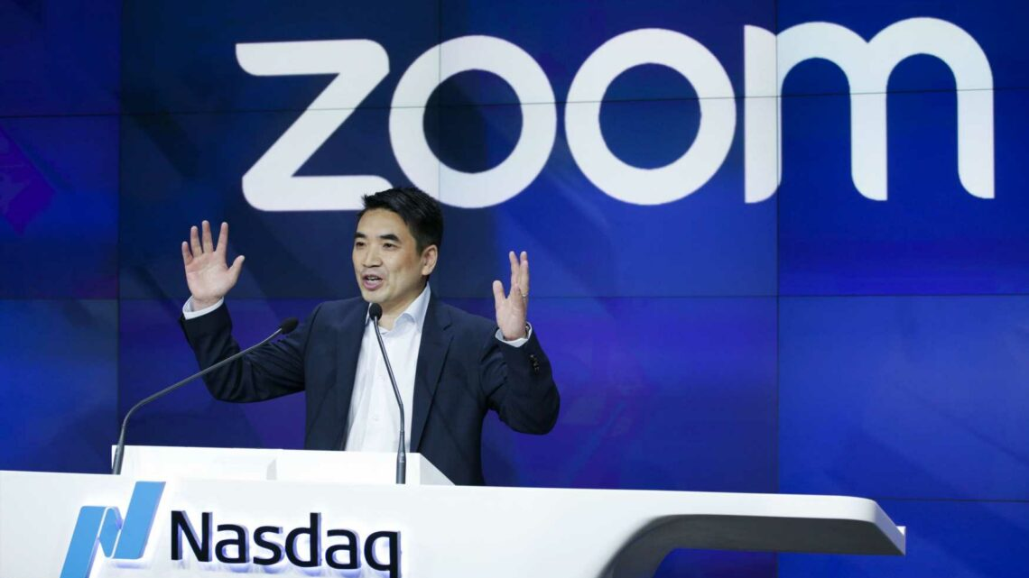 Stay-at-home stocks like Zoom will 'keep roaring' until there is a coronavirus vaccine, says Cramer