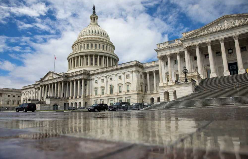 U.S. government budget ends fiscal year with a more than $3 trillion deficit