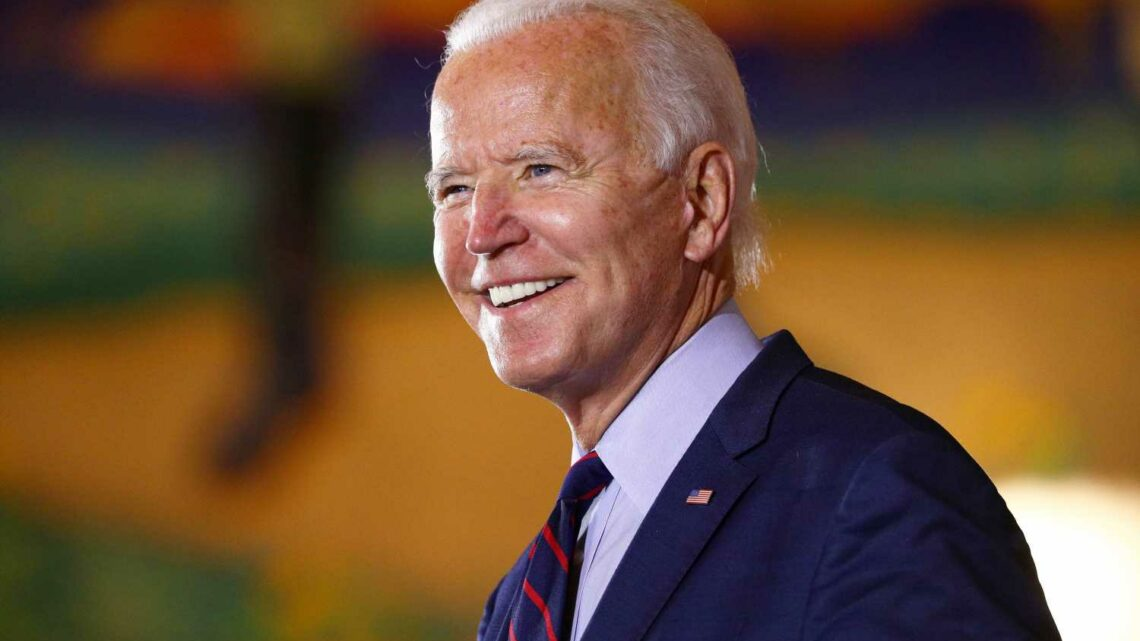 Wall Street donors line up behind Biden in massive third-quarter fundraising haul