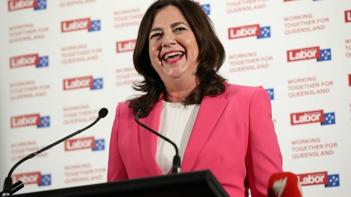 Labor Wins Third Term in Australia's Queensland State Election