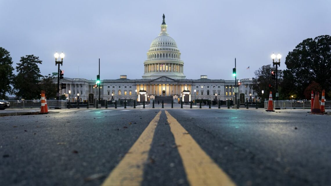 Stimulus Hopes Put On Hold Until After Election as Senate Leaves