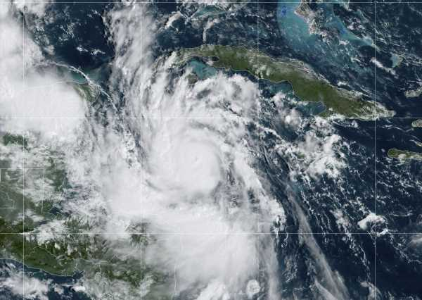 Hurricane Delta Targets Cancun With Dangerous Category 4 Winds