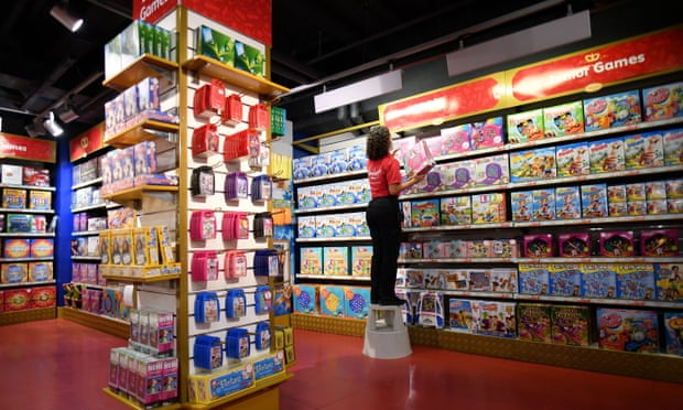 Hamleys to cut more than a quarter of London staff