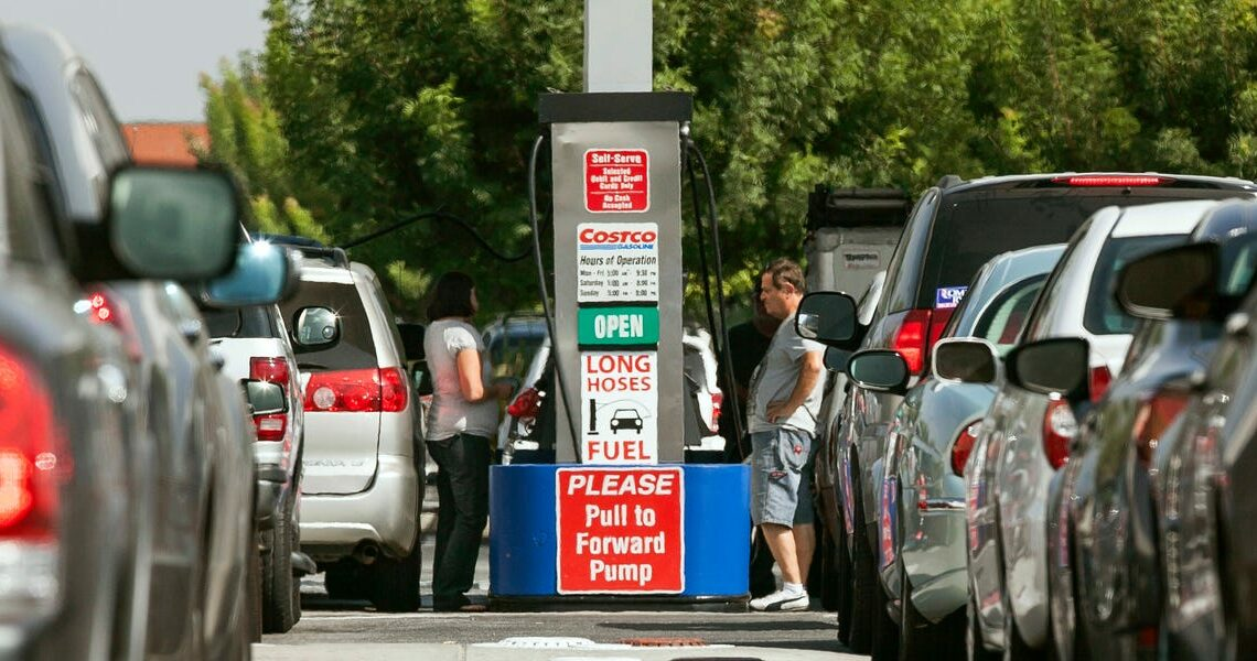 The best credit cards for getting maximum points or cash back on your gas purchases