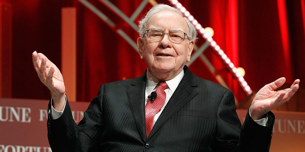 Warren Buffett's call for higher taxes and recognition of class warfare are 'extraordinary' admissions, author says