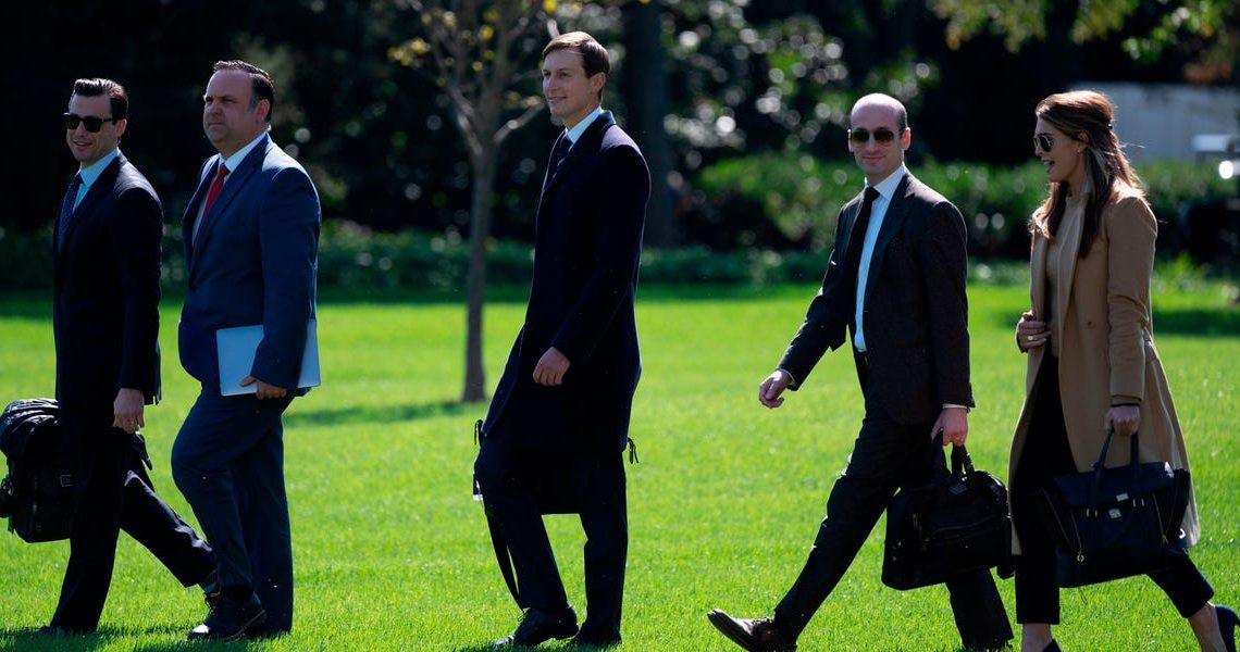 Hope Hicks was in close contact with several White House aides — like Ivanka Trump and Jared Kushner — in the days leading up to her positive COVID-19 test