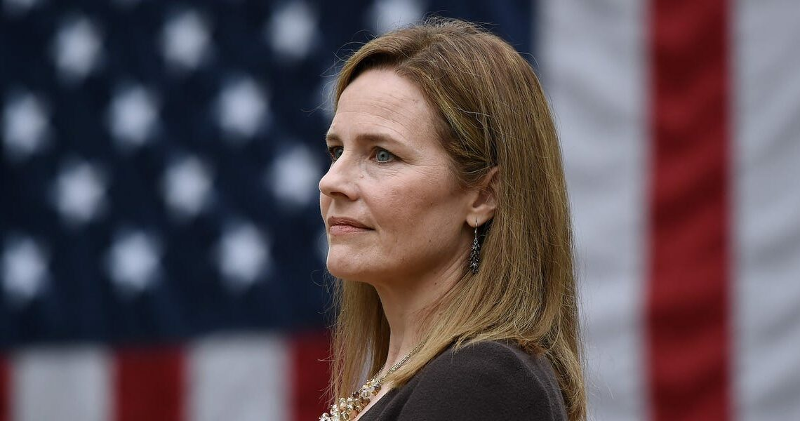 Democrats slam Amy Coney Barrett for not telling senators she signed onto a 2006 letter calling the legacy of Roe v. Wade 'barbaric'