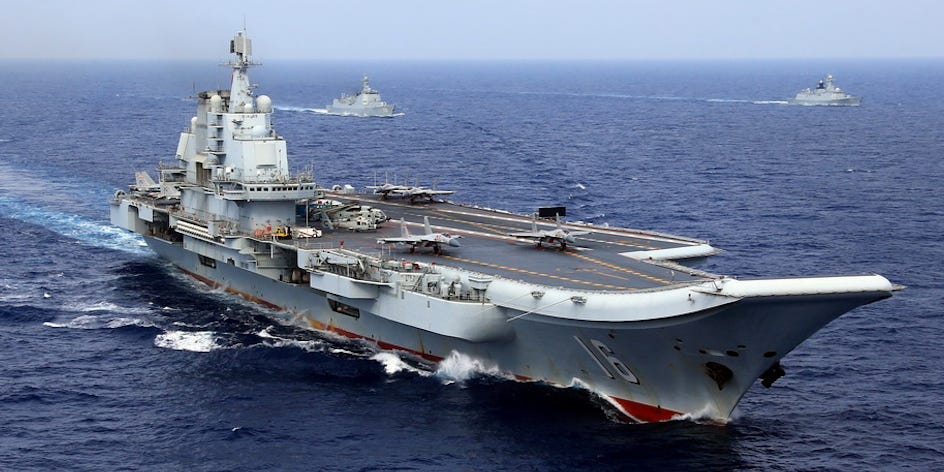 China is getting ready to field its 3rd aircraft carrier — here's why they're no match for US flattops