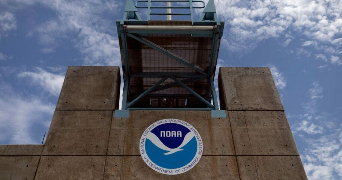The NOAA's top scientist tried to get the White House on board with its science ethics policy. He got fired by email instead.