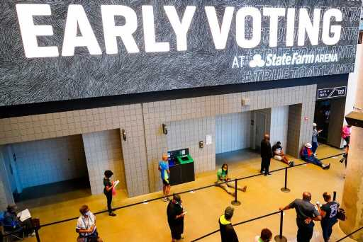 How Sunbelt states could be early indicators of election winners