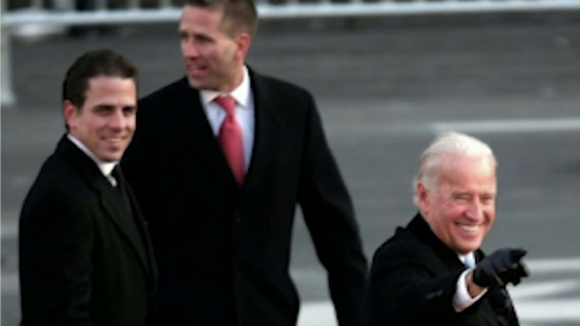 Biden camp hits back at Hunter Biden email report suggesting then-VP met with Burisma exec