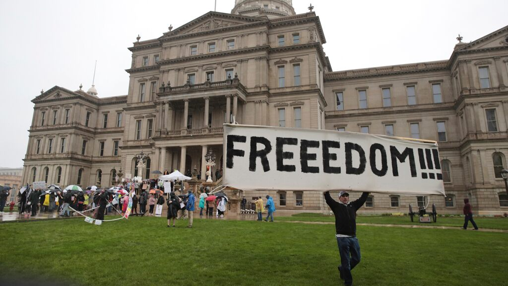 Judge Andrew P. Napolitano: Michigan court ruling overturning COVID-19 restrictions is victory for liberty