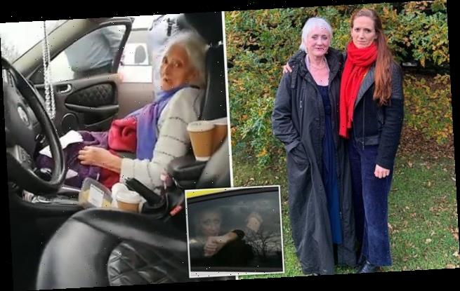 'It was degrading' says nurse arrested after taking mum from care home