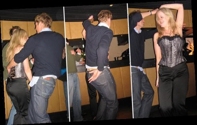 Prince William's final bachelor party