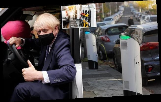 Drivers slam Boris Johnson's 'Stalinist' order to ban new petrol cars