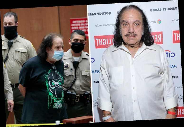 Porn star Ron Jeremy sued by female pal, 44, who claims he 'pinned and sexually assaulted her at LA hotel'