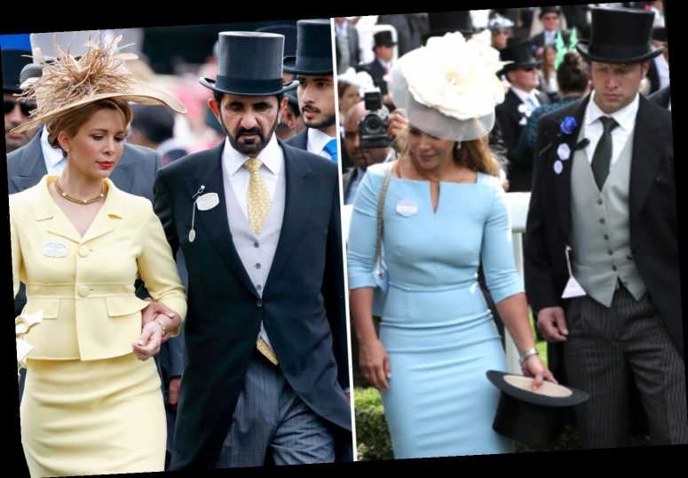 Dubai ruler's wife Princess Haya 'paid Brit bodyguard lover £1.2m to keep their affair quiet & showered him with gifts'